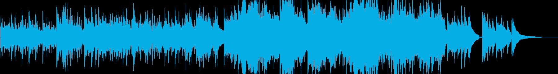 企業VP13 16bit44kHzVerの再生済みの波形