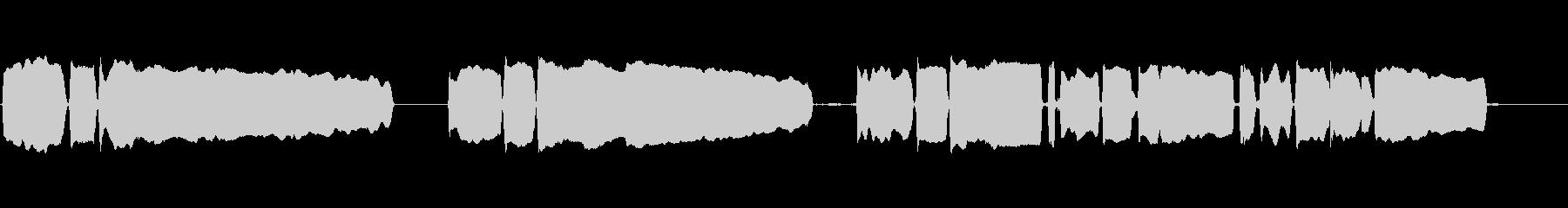 トランペット:ラストポスト、ミュー...の未再生の波形
