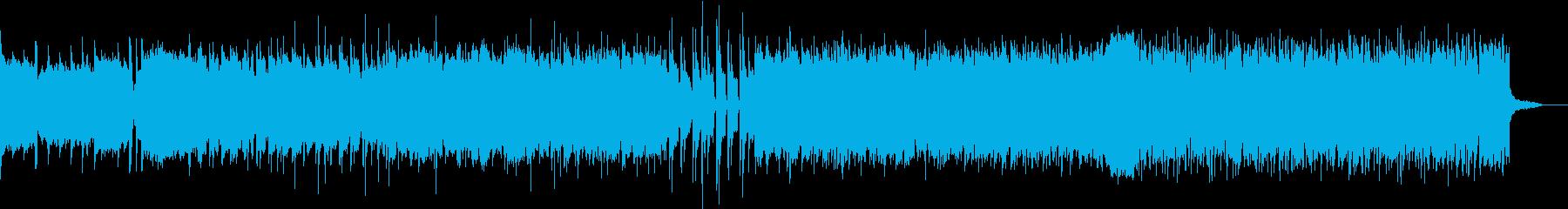 和風 和楽器 の再生済みの波形