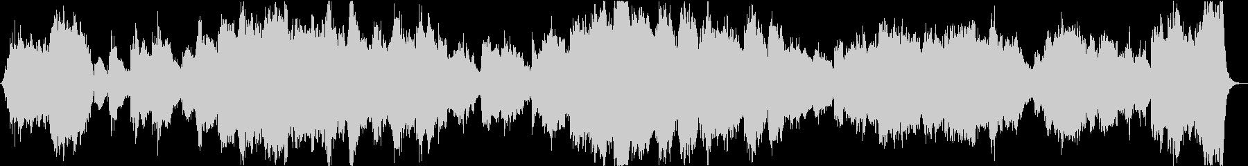 オーケストラサウンドトラック。サウ...の未再生の波形