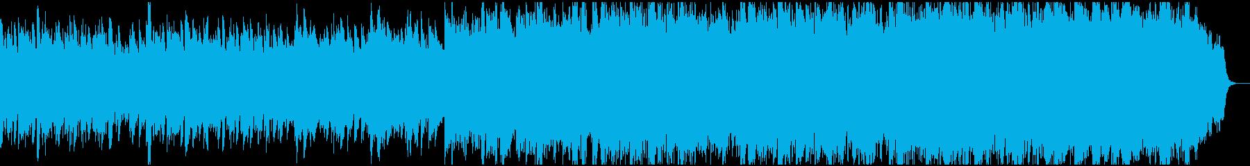 室内楽 クラシック交響曲 あたたか...の再生済みの波形