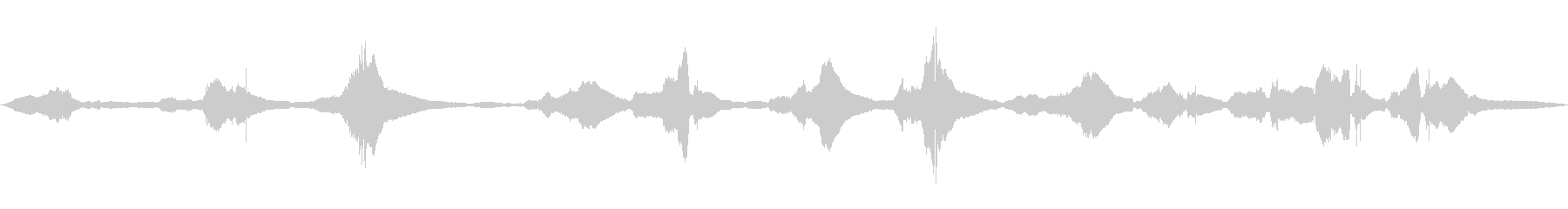 Integra、一連の減速および加...の未再生の波形