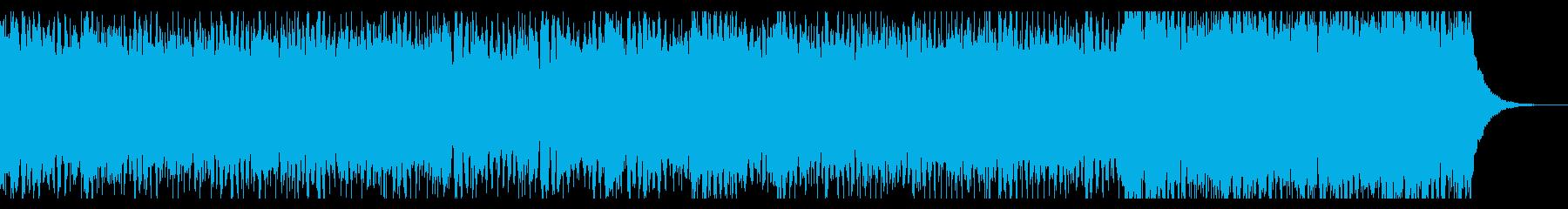 EDM お洒落 エモい 盛り上がるの再生済みの波形