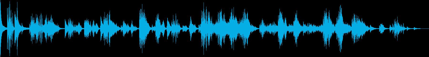 絶望(ピアノ・生演奏・悲しい・暗い)の再生済みの波形