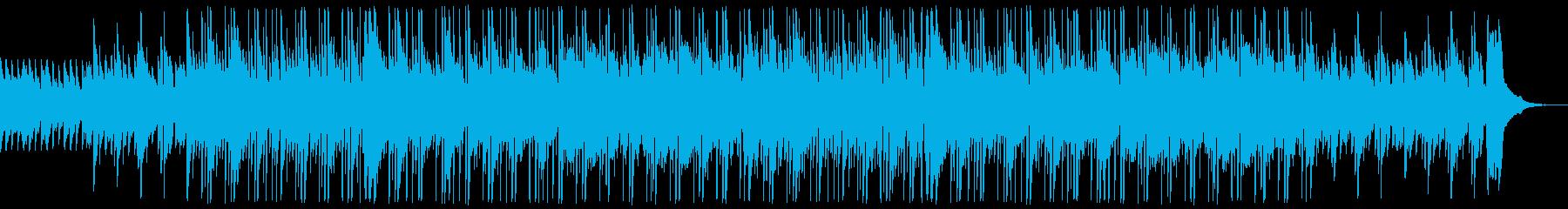 春らしく幻想的なBGMです。の再生済みの波形