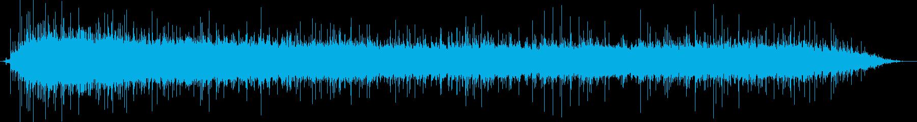 中規模の屋内観客:クラシックコンサ...の再生済みの波形