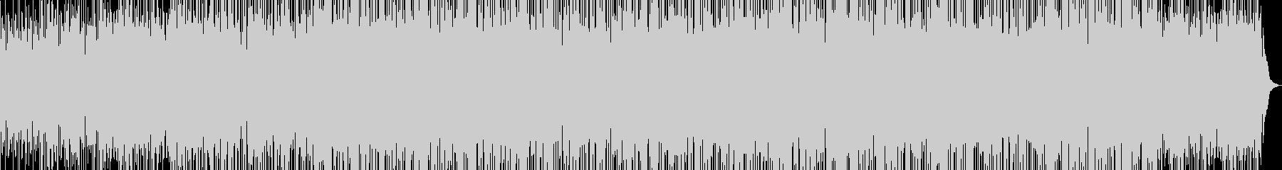 代替案 ポップ アクティブ 明るい...の未再生の波形