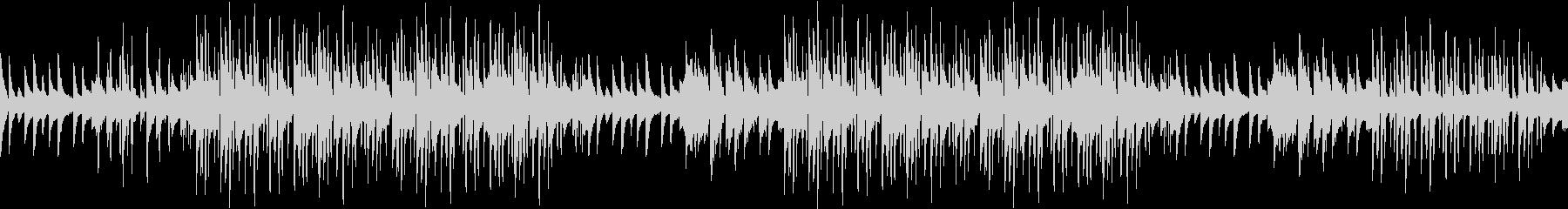 エンディング・感動・ピアノ・青春・ループの未再生の波形