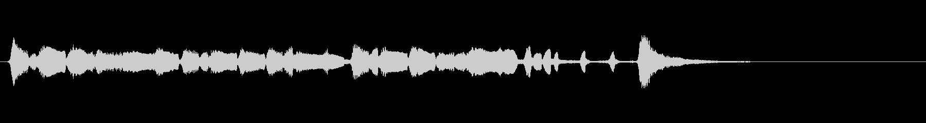 【生演奏】アコーディオンジングル26の未再生の波形