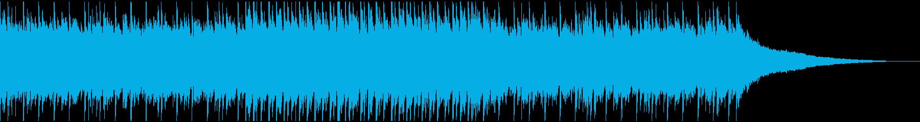 60秒企業VP35,コーポレート,躍動感の再生済みの波形