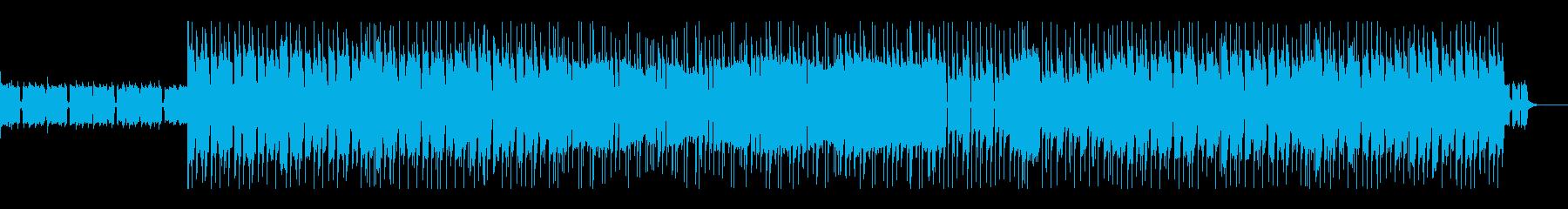 夜が似合うダークなギターポップスの再生済みの波形