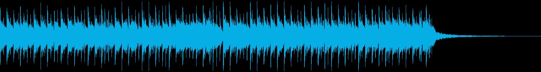 【30秒尺】かっこいい和風EDMの再生済みの波形