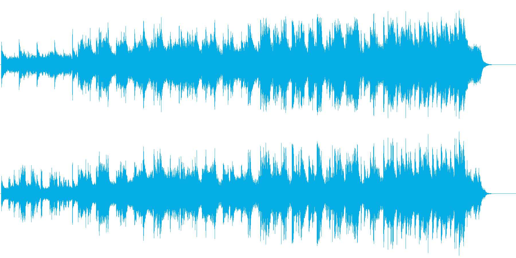 哀愁漂うダンディーなマイナー・ジャズの再生済みの波形