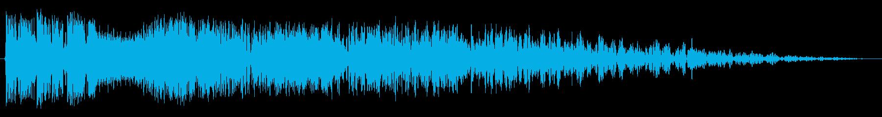 プロモーショントップ2の再生済みの波形