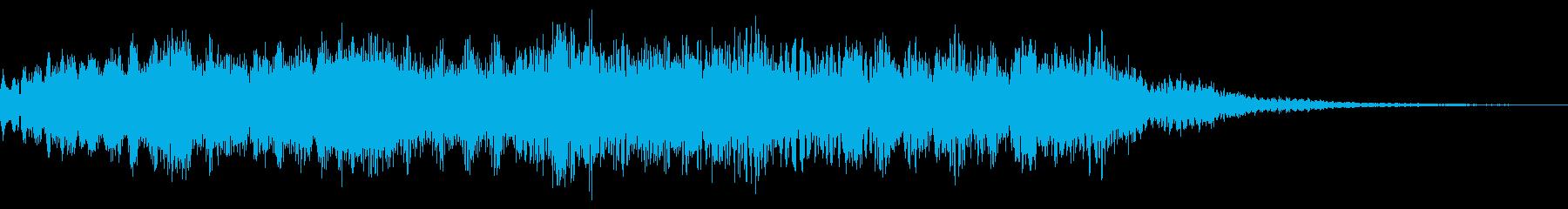 ベルズフォーリングダウン、MUSI...の再生済みの波形