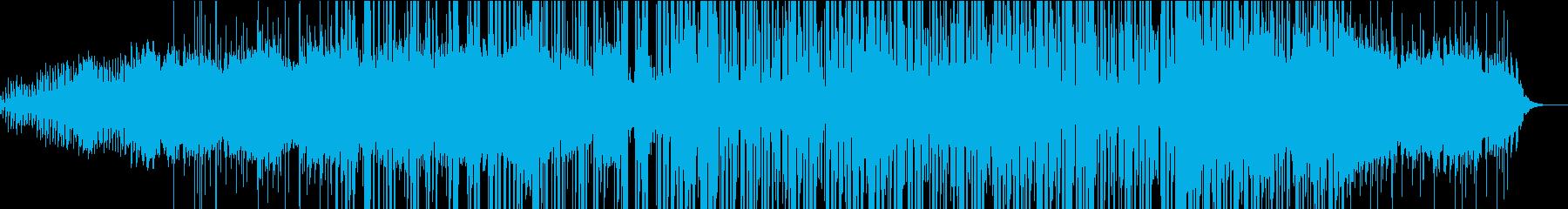 実験的な バトル 焦り 緊張感 燃...の再生済みの波形