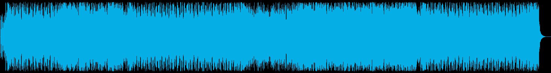 モチベーションの上がるEDM フル歌の再生済みの波形