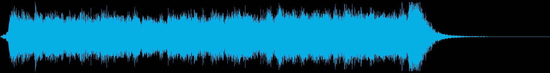 期待が高まるフルオケジングル合唱抜の再生済みの波形