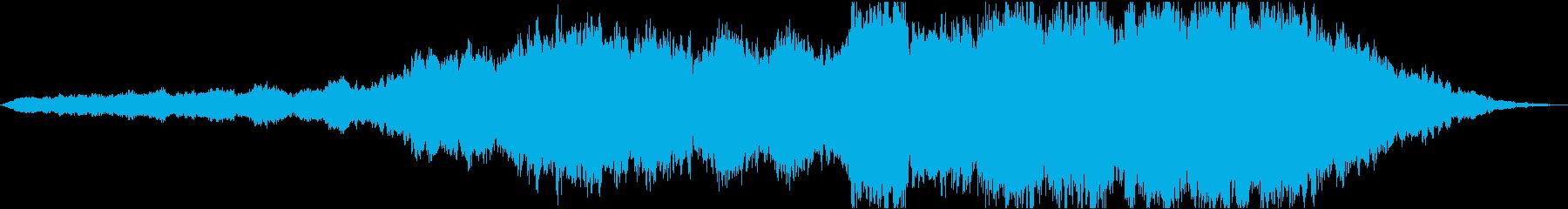 現代的 交響曲 広い 壮大 感情的...の再生済みの波形