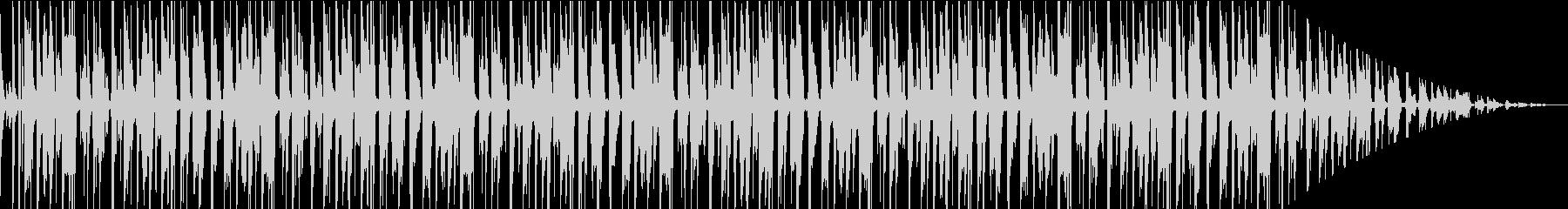 渋くてクールなディスコサウンドの未再生の波形