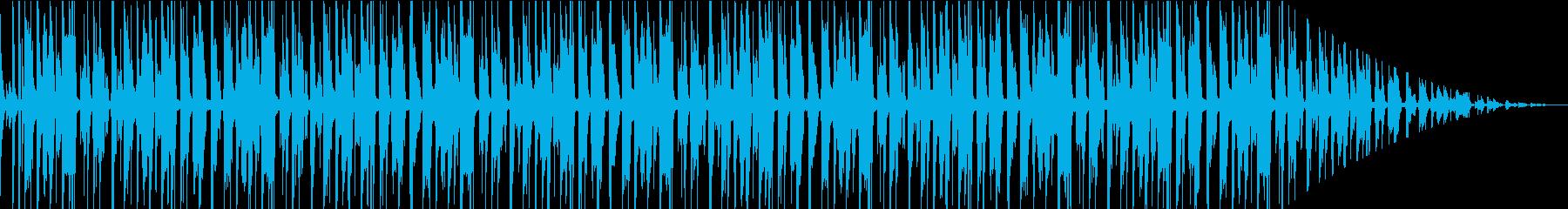 渋くてクールなディスコサウンドの再生済みの波形