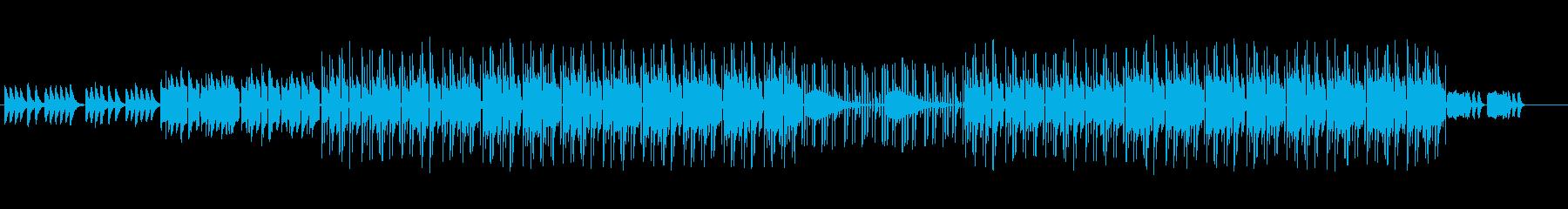 かわいい、ゆるい、コミカル-03の再生済みの波形