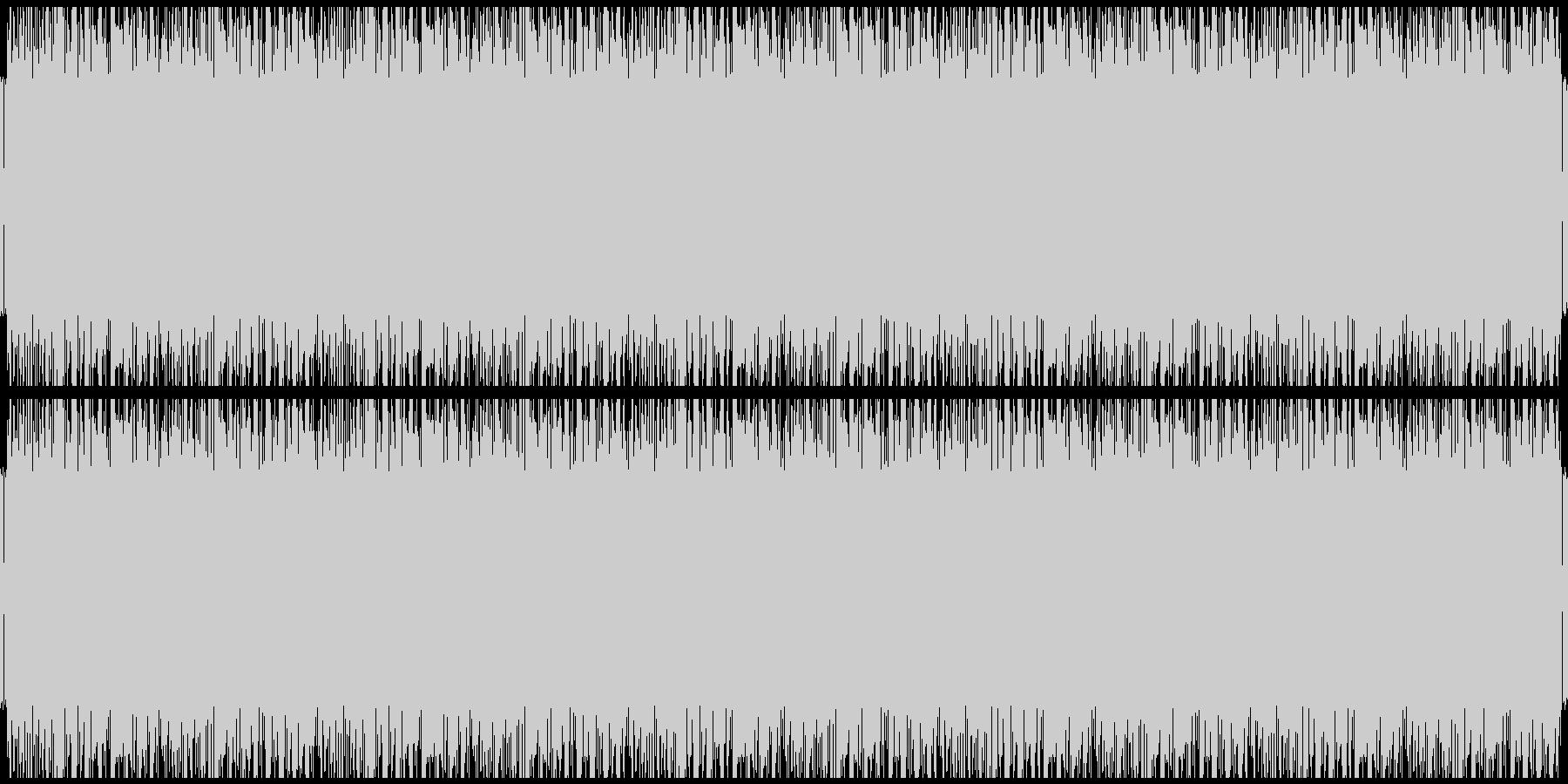 ほのぼのレゲエ風BGM【生演奏ギター】の未再生の波形