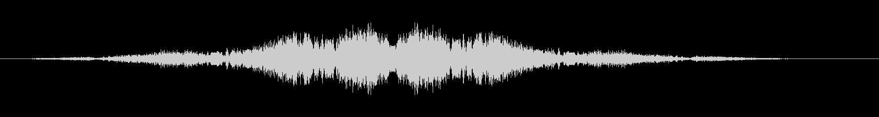 SWOOSH WAVE REWIND 1の未再生の波形