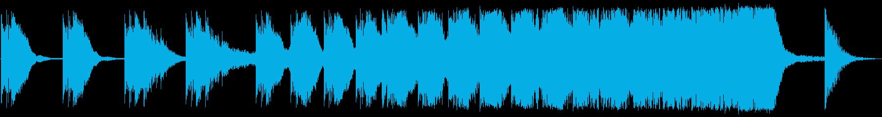 エレクトロ 交響曲 実験的な バト...の再生済みの波形