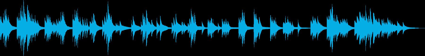 平凡で幸せな日常(ピアノ)の再生済みの波形
