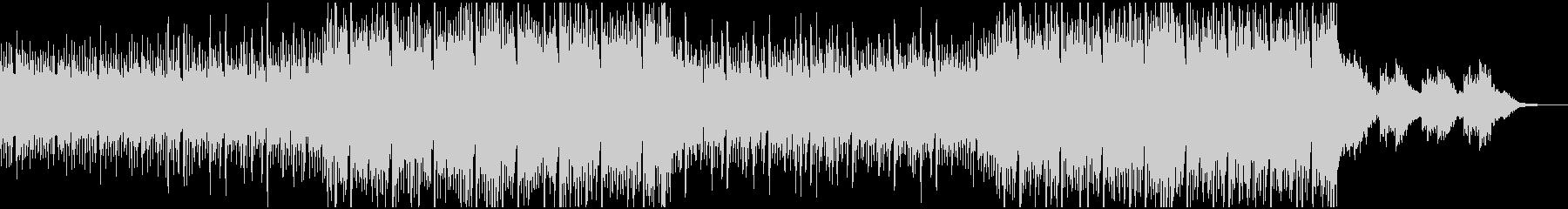 ゆったりおしゃれなFuture Bassの未再生の波形