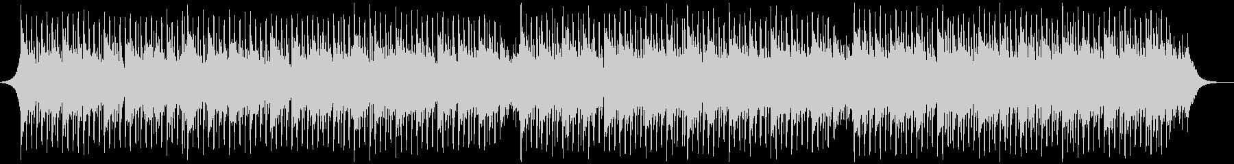 説明者の背景の未再生の波形