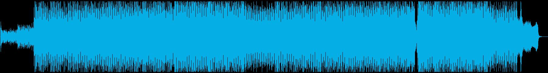 企業VP・ポップ・軽快爽やかギターポップの再生済みの波形