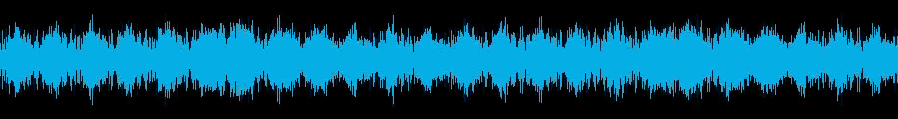 【ドラム抜き】浮遊感のあるアンビエント…の再生済みの波形