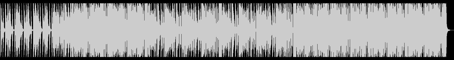 シンプル/ハウス3_No405_3の未再生の波形