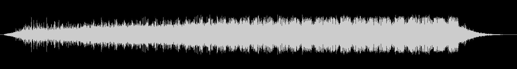 ノイズ ランダムノイズトーン03の未再生の波形