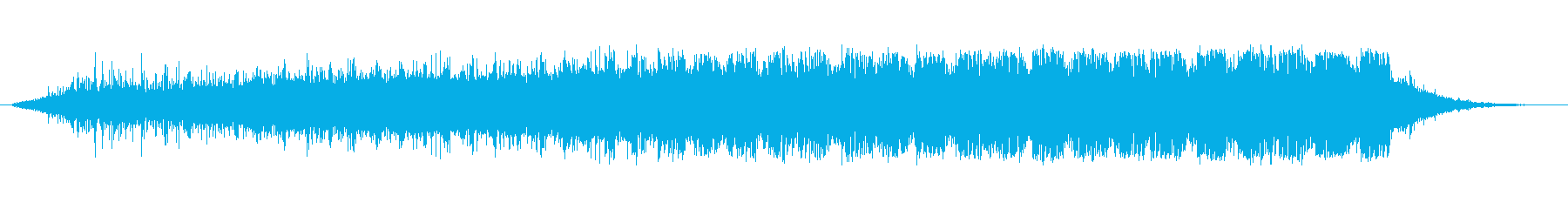 ノイズ ランダムノイズトーン03の再生済みの波形