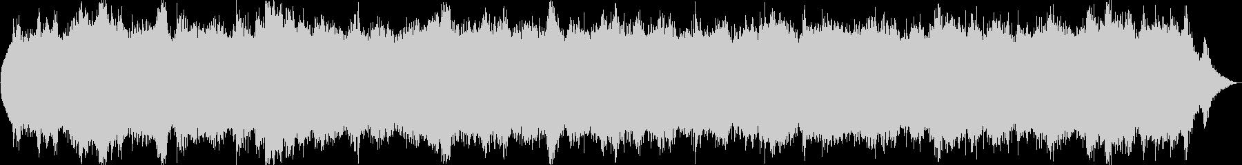 ドローン アフタースイーパーハイ03の未再生の波形