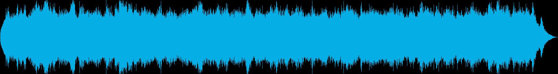 ドローン アフタースイーパーハイ03の再生済みの波形