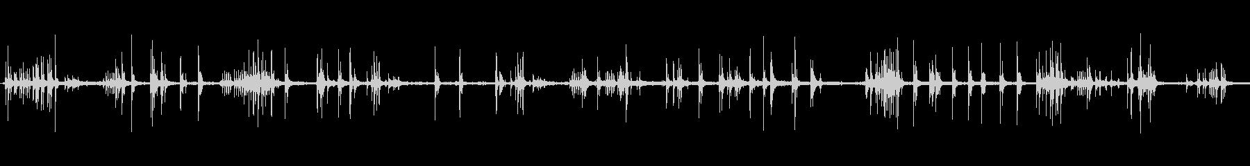 フリッパーマシン、ピンボール、メカ...の未再生の波形