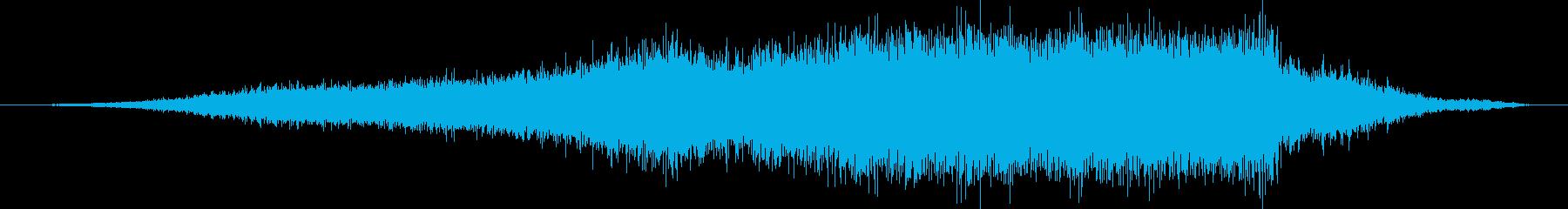 アウディA4マニュアルトランスミッ...の再生済みの波形