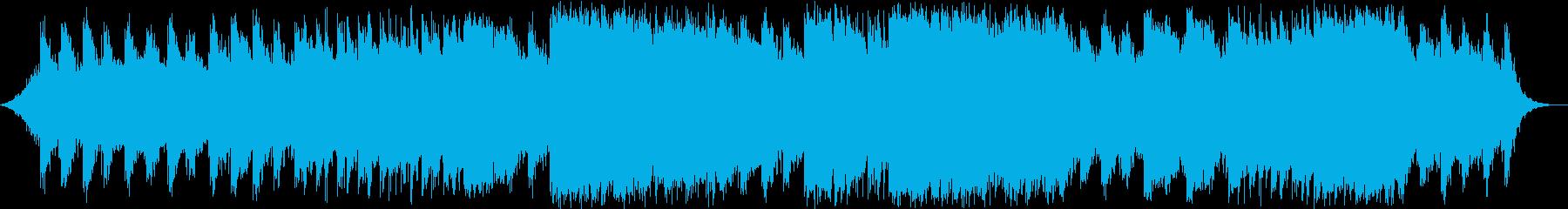 ケルト センチメンタル 感情的 気...の再生済みの波形