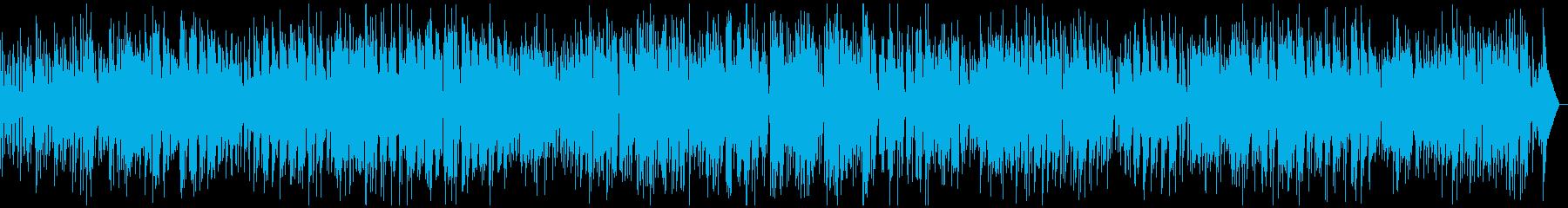 爽やかな番組に合うポップミュージックの再生済みの波形