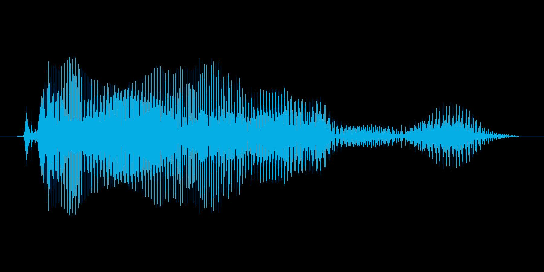 Good (意味:よい、よかった) 明…の再生済みの波形