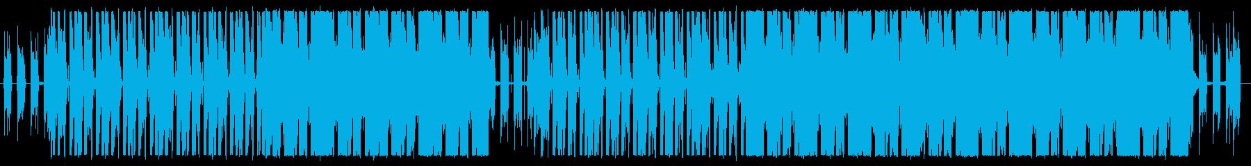 ポップロック研究所ジャングリバウン...の再生済みの波形
