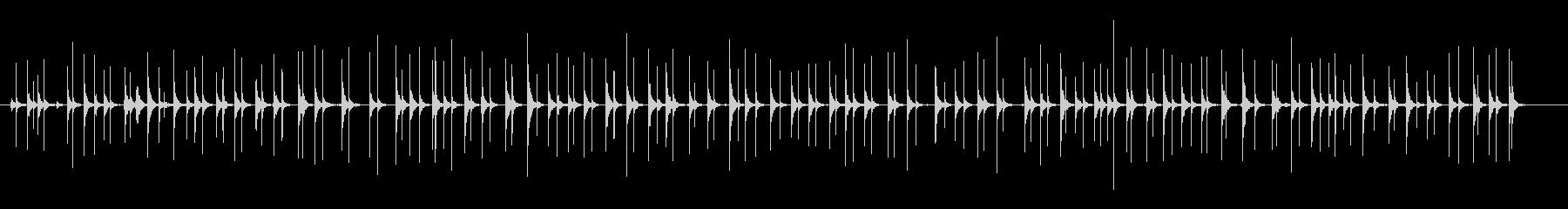 ピンポンボレー-ピンポンボール、卓...の未再生の波形