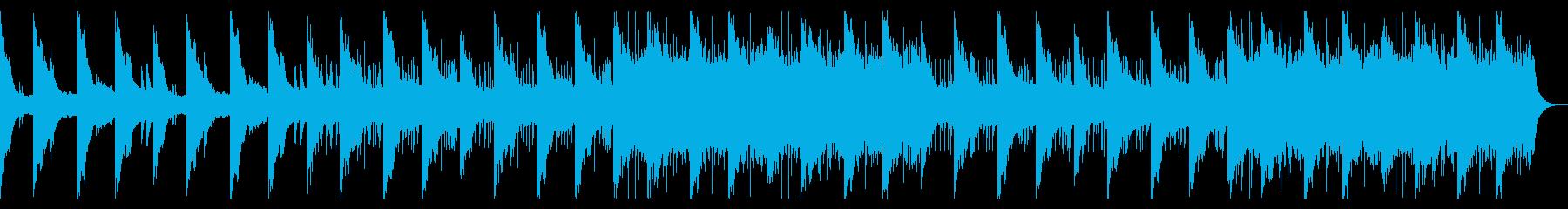 壮大。荘厳。エピックテイストBGM。の再生済みの波形