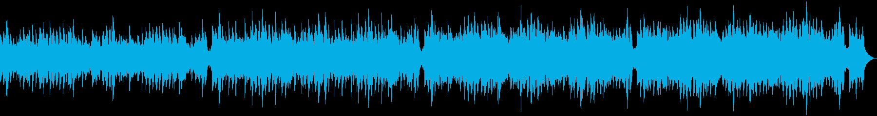 Piano Arpeggiosの再生済みの波形