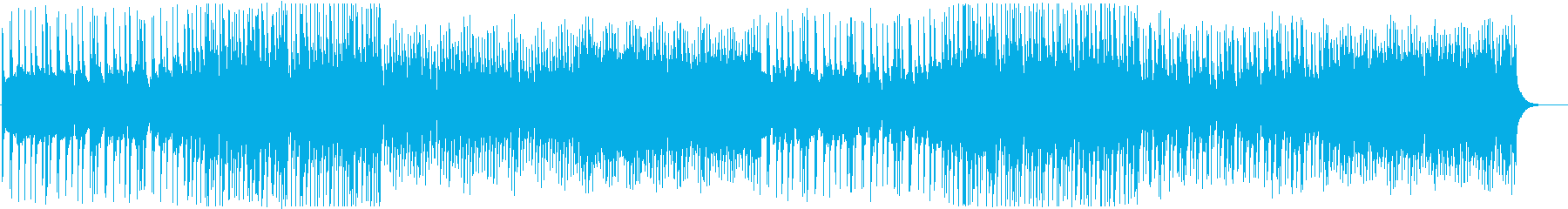 透き通るニュースや製品紹介エレクトロの再生済みの波形