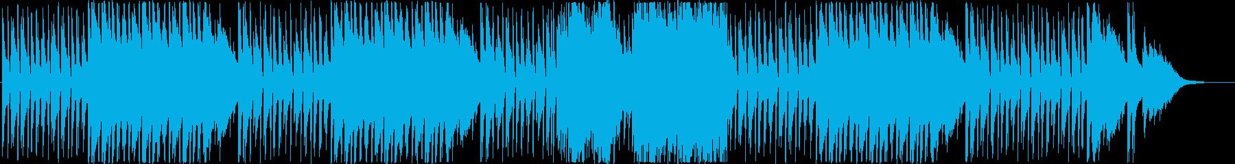 ビブラフォンでバーと夜景が似合うジャズの再生済みの波形